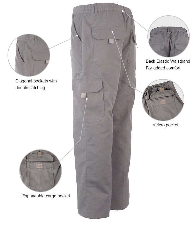 Men Cargo Casual Pants