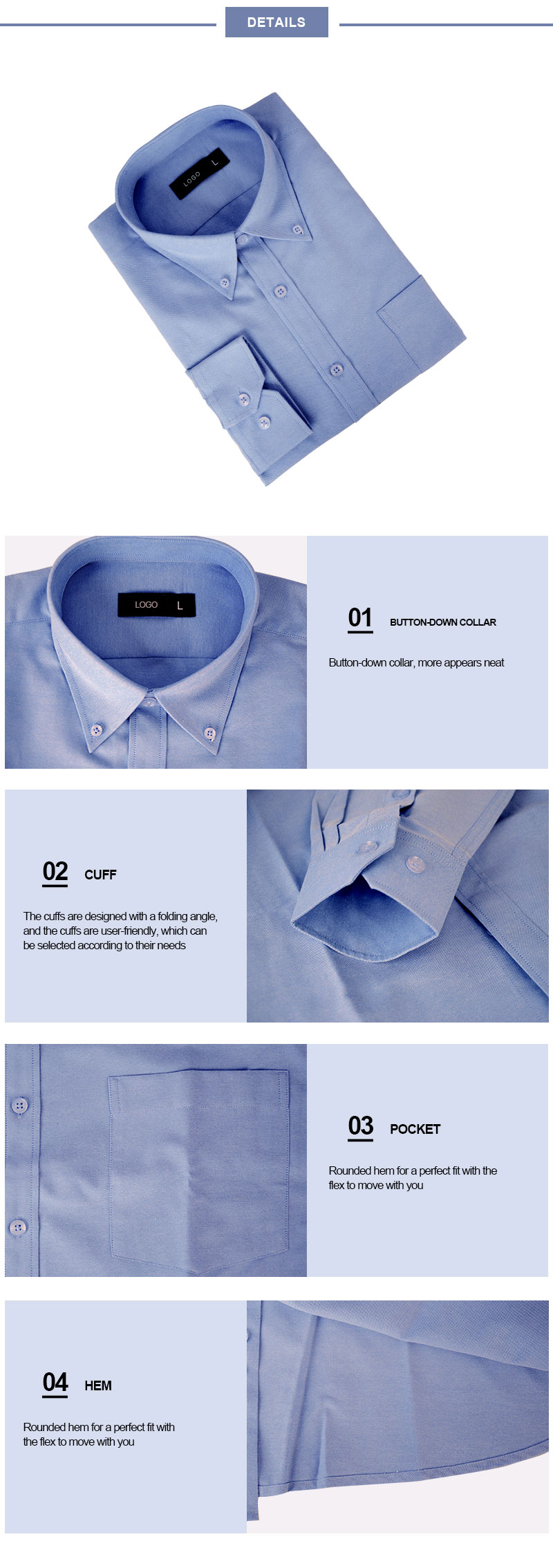 Button Down Shirts For Men