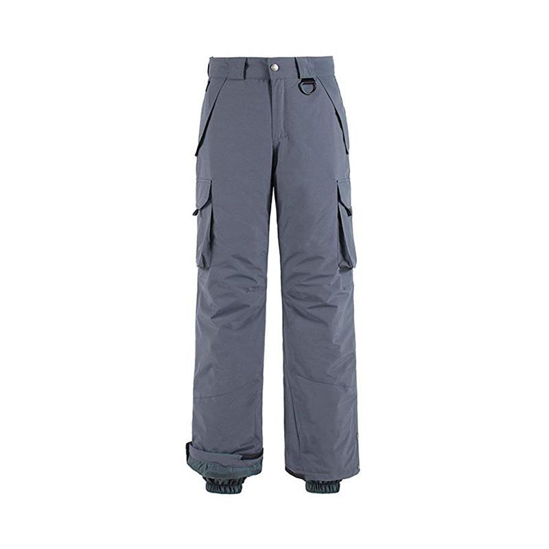 Men's Snow Cargo Pants