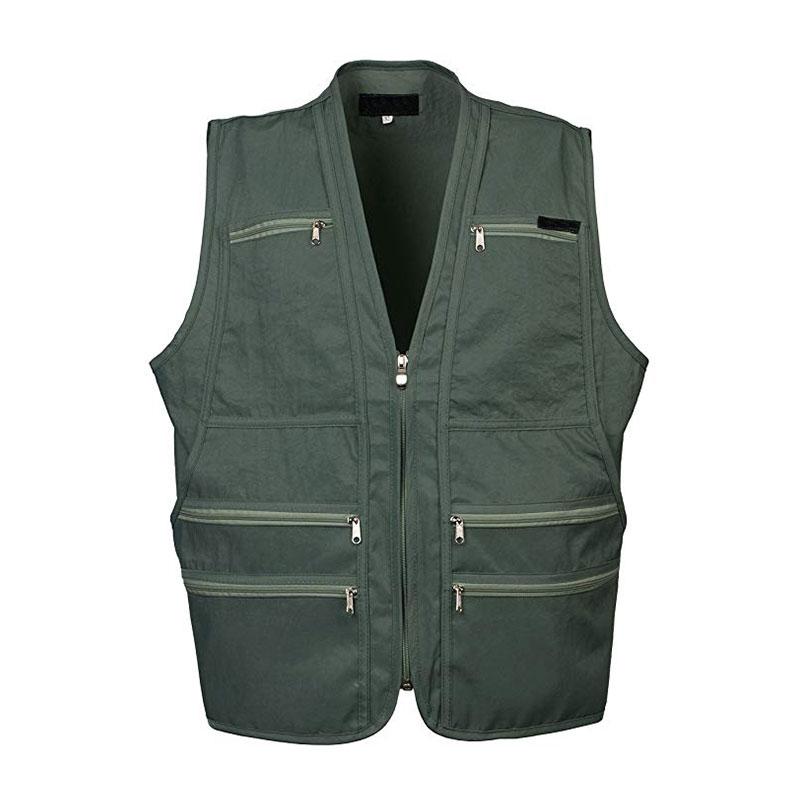 Men's Work Vest