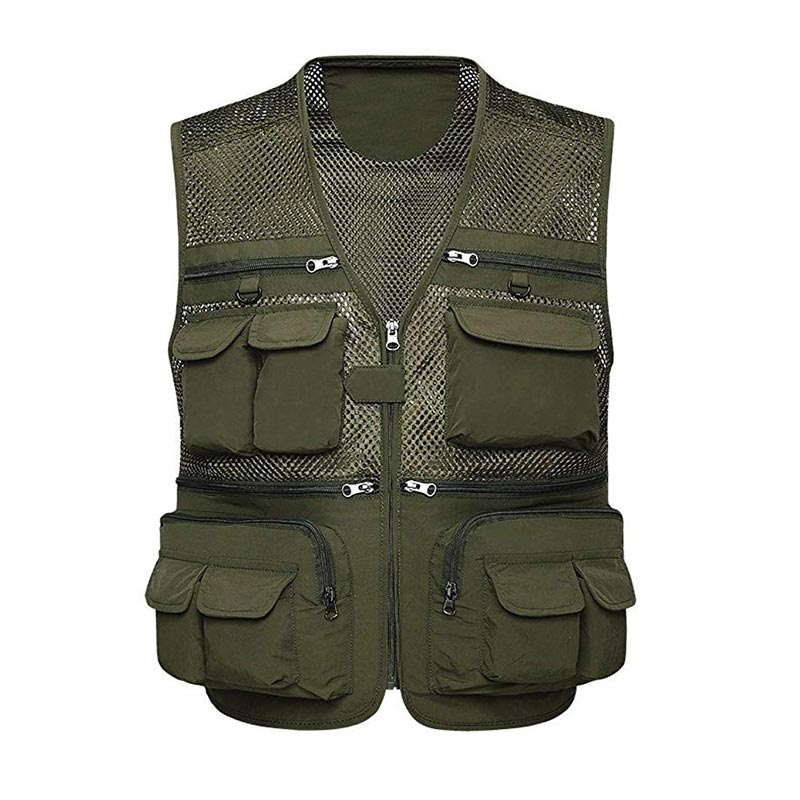 Men's Summer Outdoor Vest
