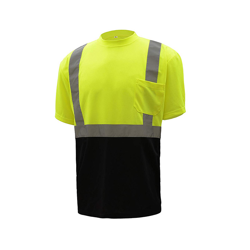 Hi-Vis Safety Short Sleeve Shirt