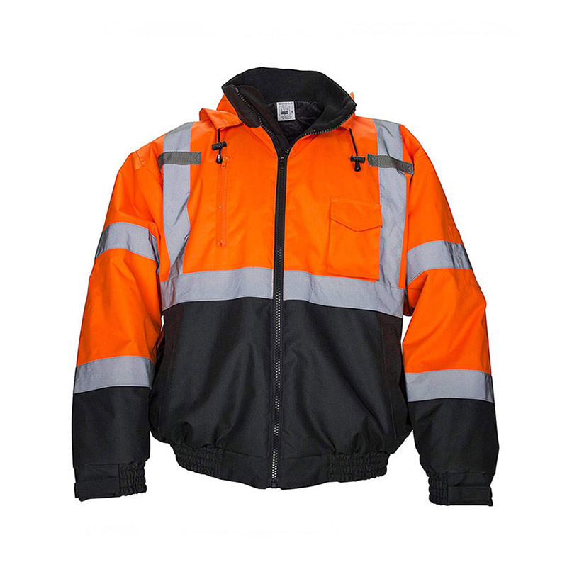 Safety Hooded Jacket