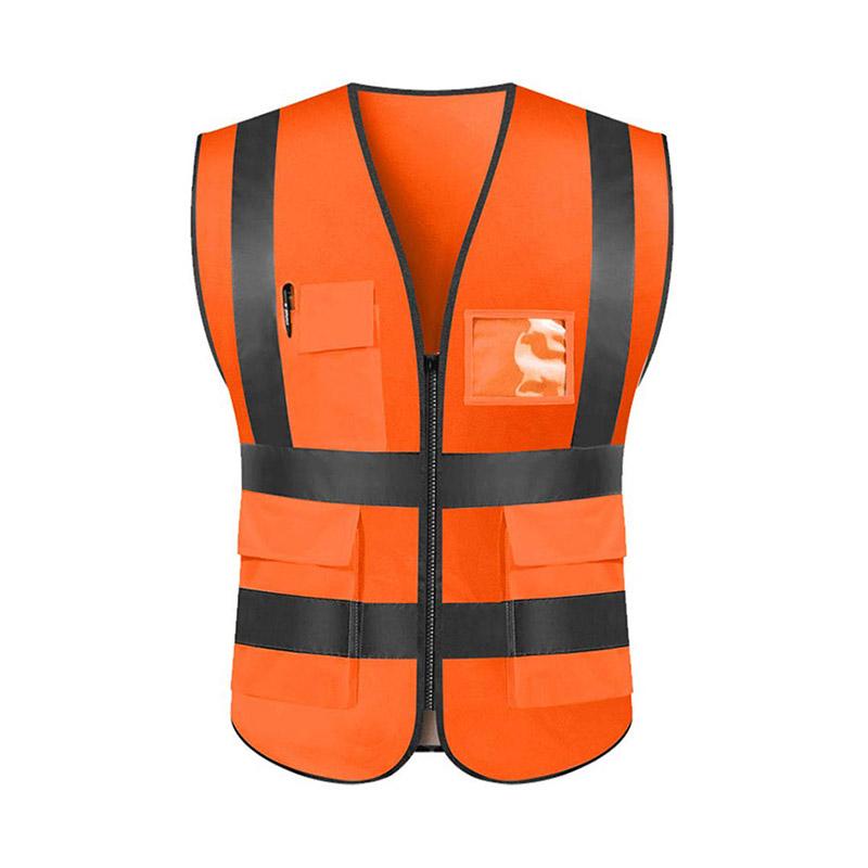 High Visible Reflective Safety Vest