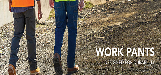 Line of Work Pants Collection