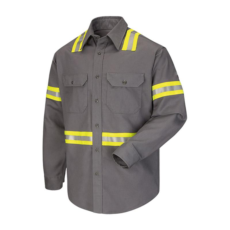 Outdoor Safety Work Shirts
