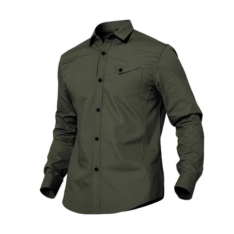 Men Work Uniform Shirts