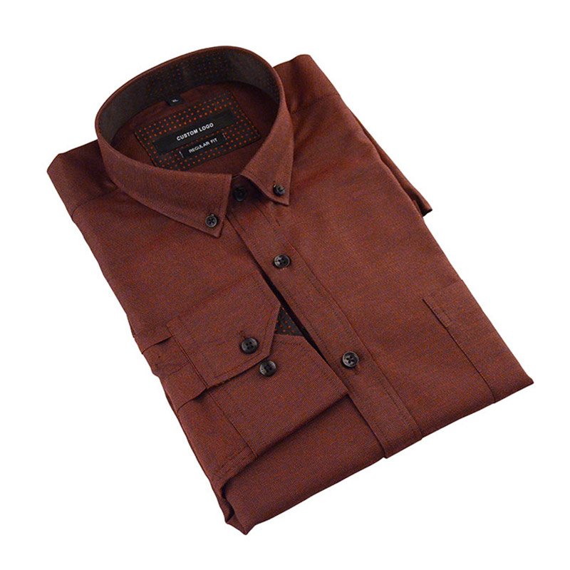 Men Oxford Dress Shirts