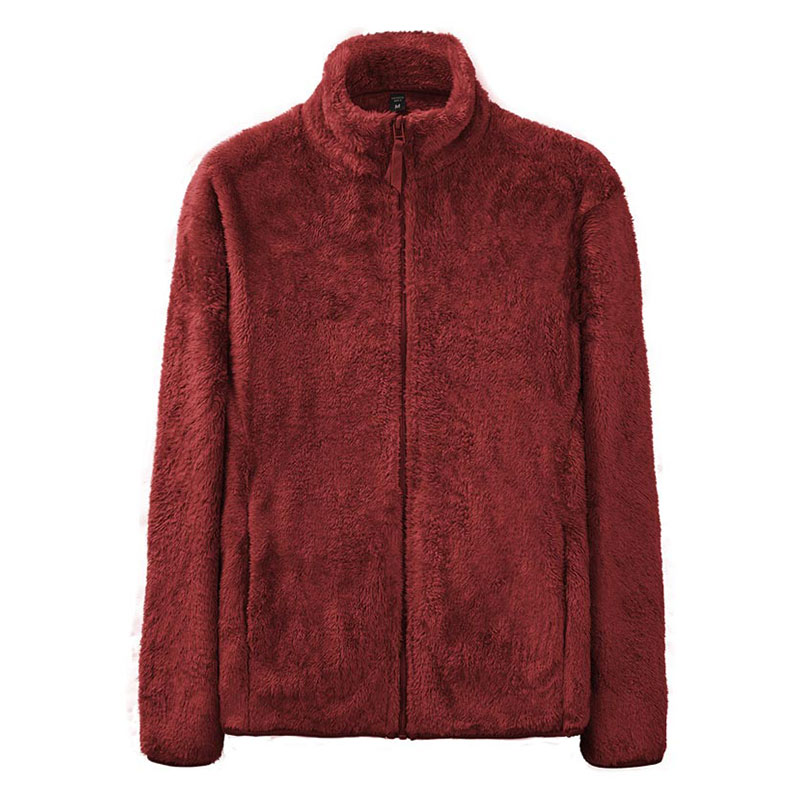 Men Polar Fleece Coat