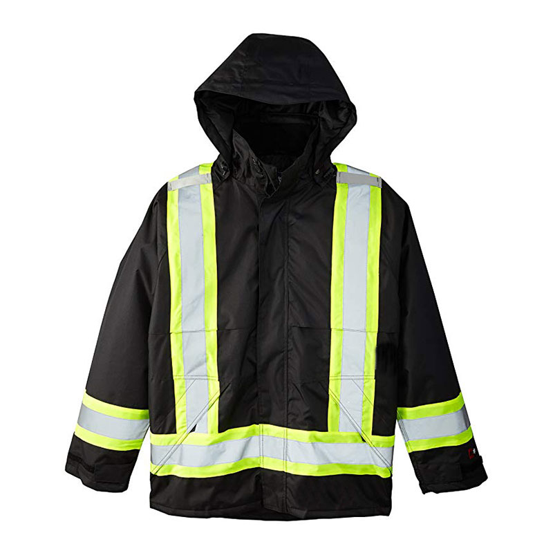 High Visibility Outdoor Jacket