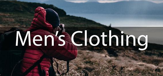 Men's Workwear & Outdoor Clothing