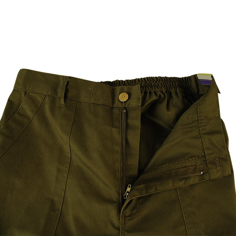Men Cargo Trousers Working Pants