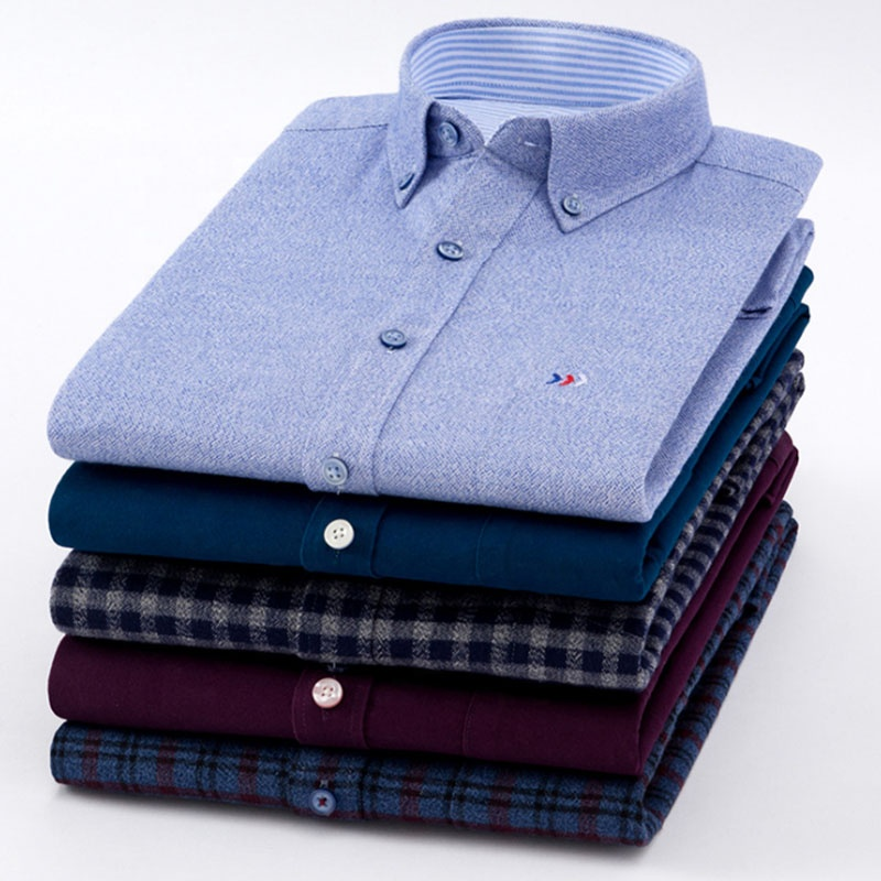 Men Long Sleeve Shirts