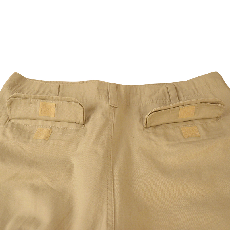 Premium Twill Cotton Cargo Pant