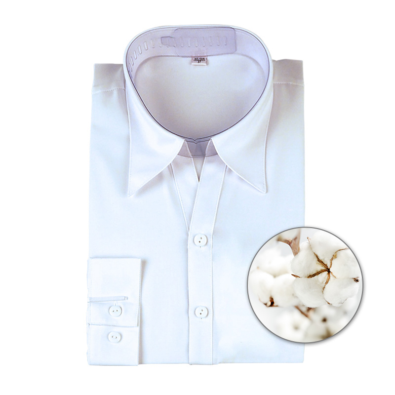 Women Cotton Office Wear Shirts