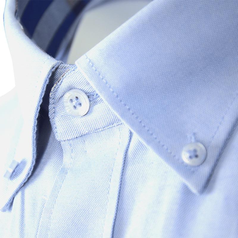 Short Sleeve Custom Men Office Shirts