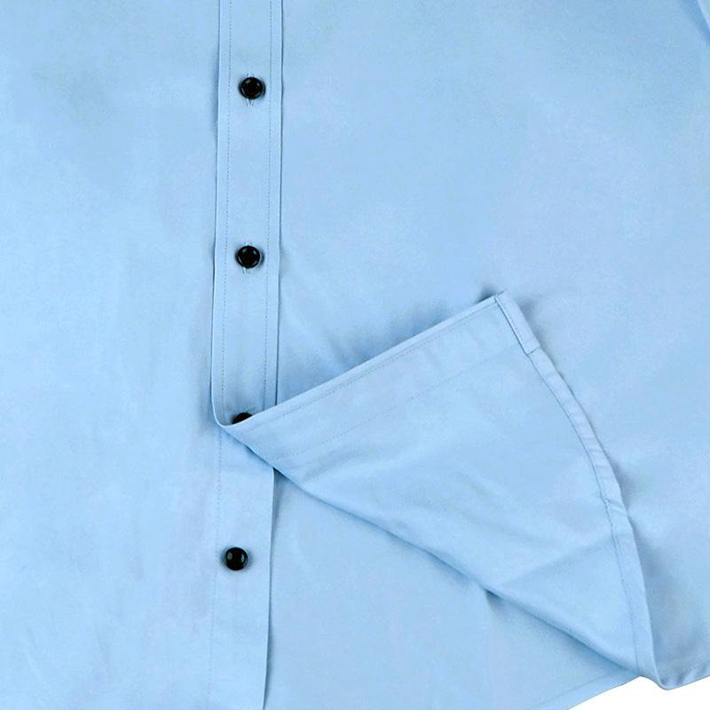 Men Long Sleeve Dress Work Shirts
